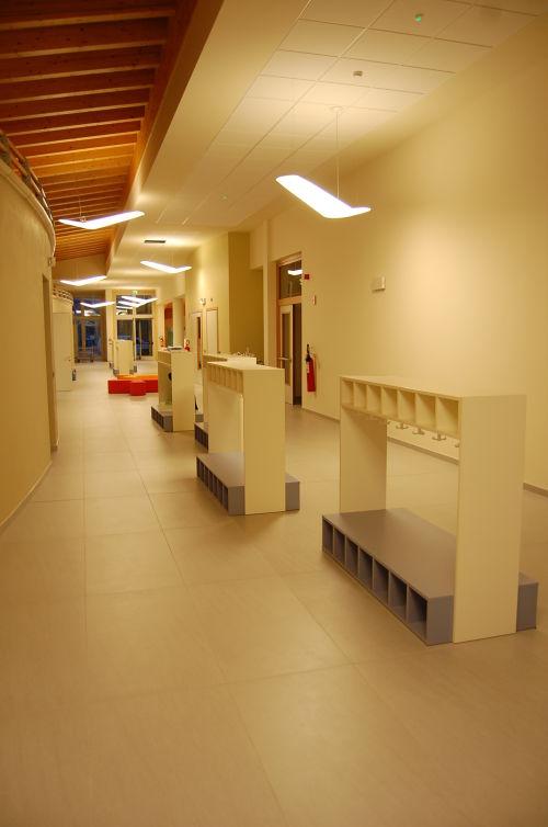 nuova scuola dell'infanzia - besenello